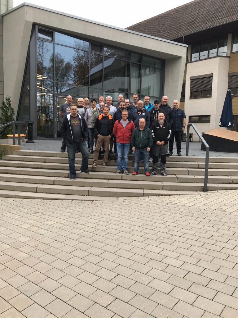 Seminarherbst in Kirkel und Oberhambach